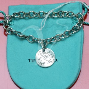 Bracciale Tiffany Round Notes