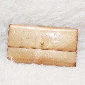 Portafoglio Louis Vuitton Sarah Vernis