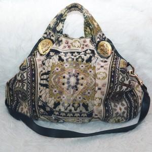 Shopping bag Gucci Hobo Damask