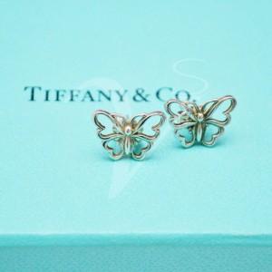 Orecchini farfalle Tiffany