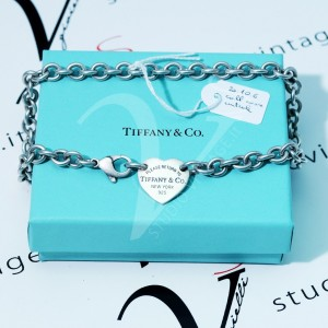 Girocollo Tiffany & Co. Cuore Return
