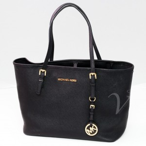 Michael Kors Jet Set Nero Small
