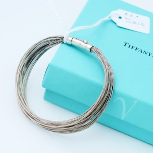 Bracciale Tiffany Multifilo in argento
