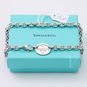 Girocollo Tiffany Ovale serie Return