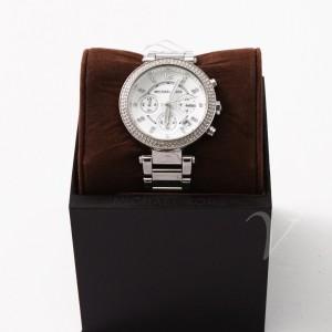 Orologio Michael Kors Crono Silver