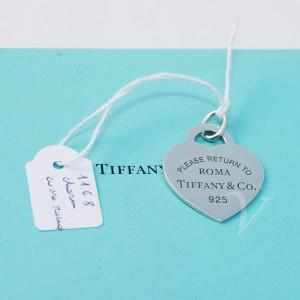 Charm Tiffany Cuore ROMA