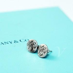 Orecchini tondi notes Tiffany