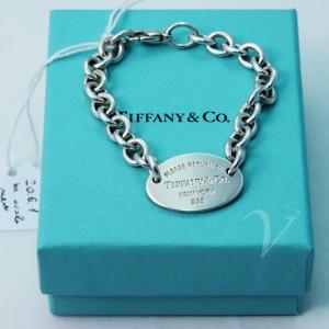 Bracciale Tiffany Ovale Return NEW