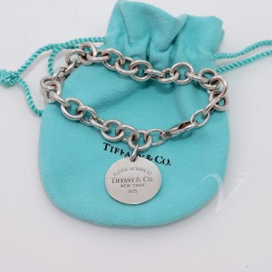 Bracciale Tiffany Round serie Return