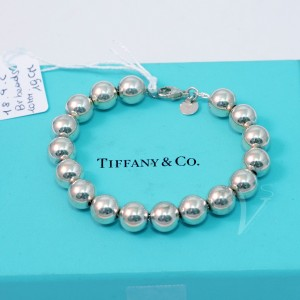 Bracciale Tiffany a Sfere 10mm