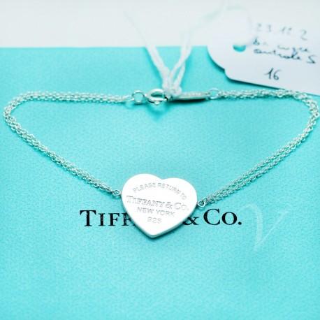 super popolare 9360e 8ca6f Bracciale Tiffany Cuore Return Centrale - Studio Vintage