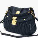 Miu Miu Coffer nera Large