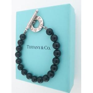 Bracciale sfere onice Tiffany