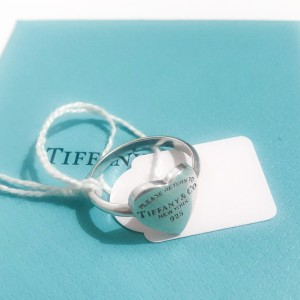 Anello cuore return Tiffany