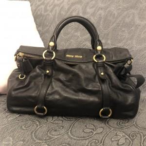 Borsa a mano bow bag Miu miu