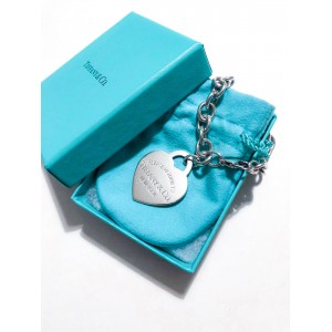 Bracciale cuore return XL Tiffany
