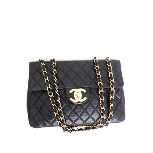 Chanel Double Flap Jumbo