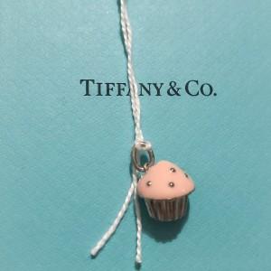 Ciondolo Tiffany cupcake