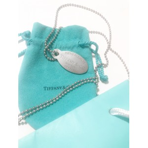 Collana Tiffany Ovale Return