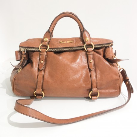 Miu Miu Handbag Cuoio