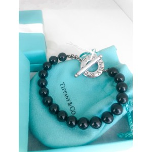 Bracciale Tiffany Taggle in Onice