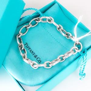 Bracciale Tiffany Link Ovale