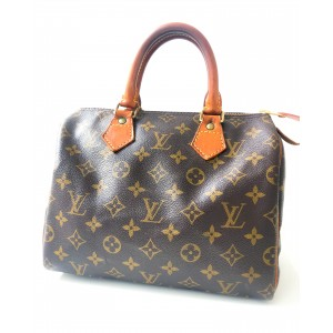 Louis Vuitton Bauletto Speedy 25