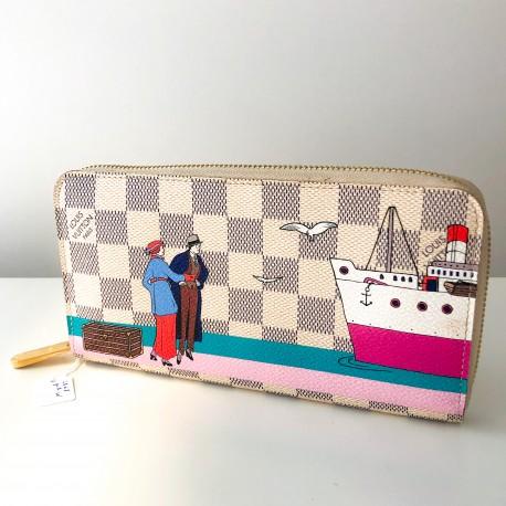 Portafoglio Louis Vuitton Transatlantic Cruises L.E.